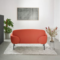 Terracotta Dost Sofa Steel - A Hug for Your Home | Bombinate
