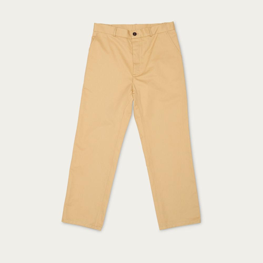 Beige Peanut Trousers | Bombinate