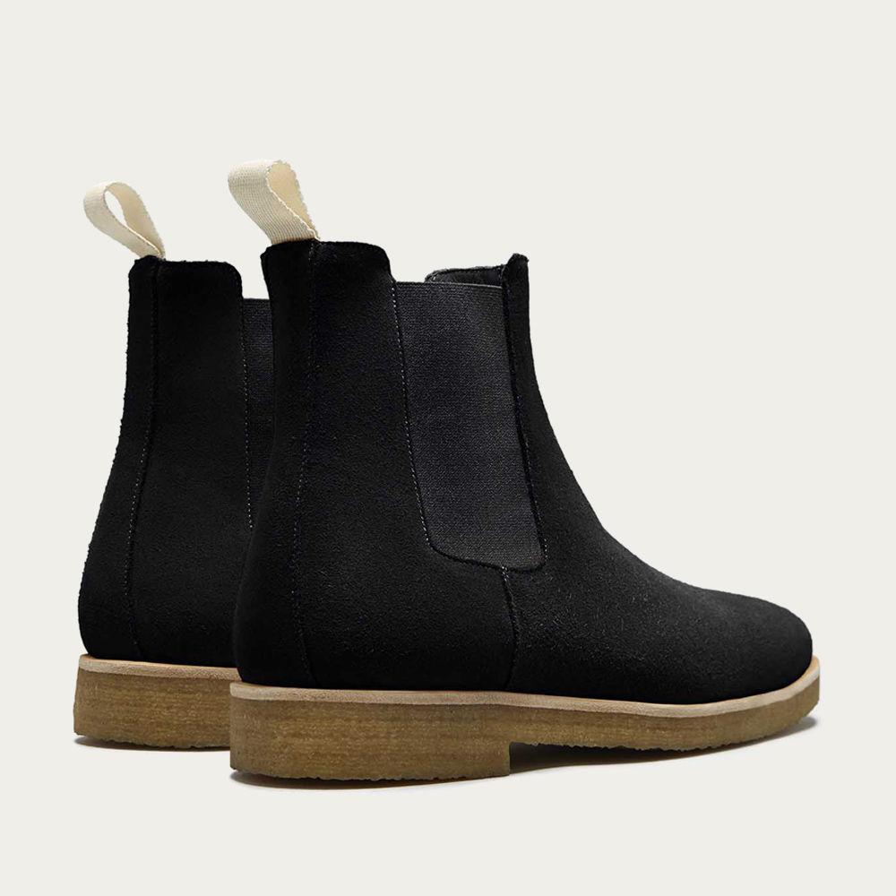 Black Chelsea Boot  | Bombinate