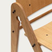 Oak Lilly's Chair | Bombinate