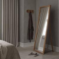 Oak Framed Mirror | Bombinate