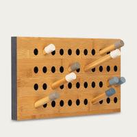 Oak Small Horizontal Scoreboard   Bombinate