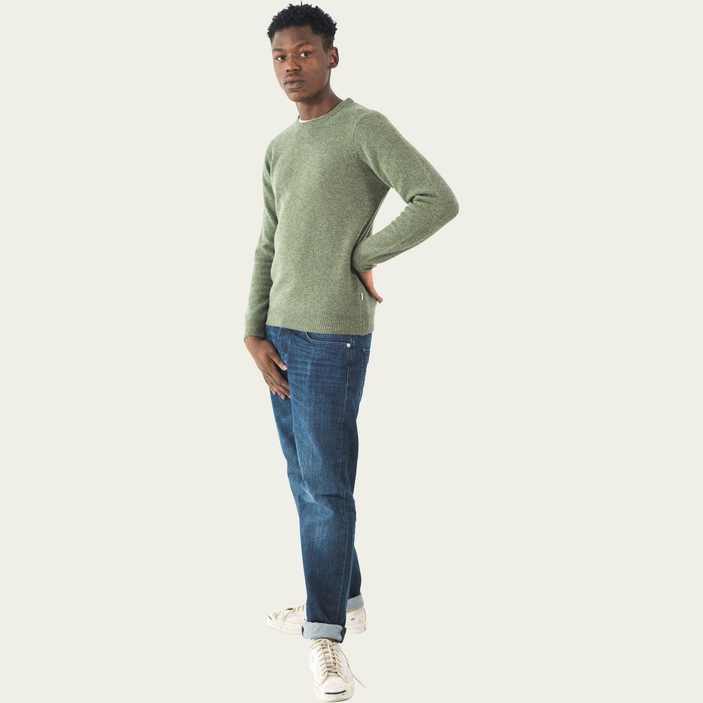 Khaki Murillo Knitwear  1