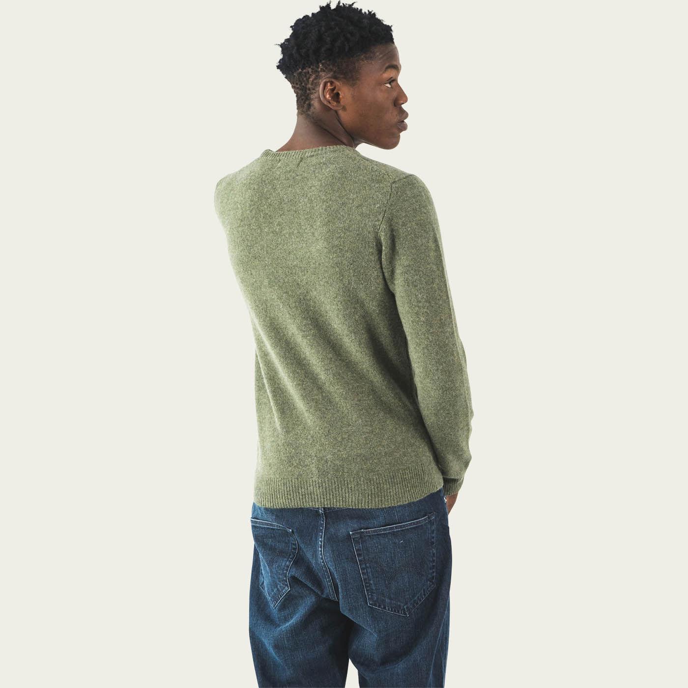 Khaki Murillo Knitwear  3
