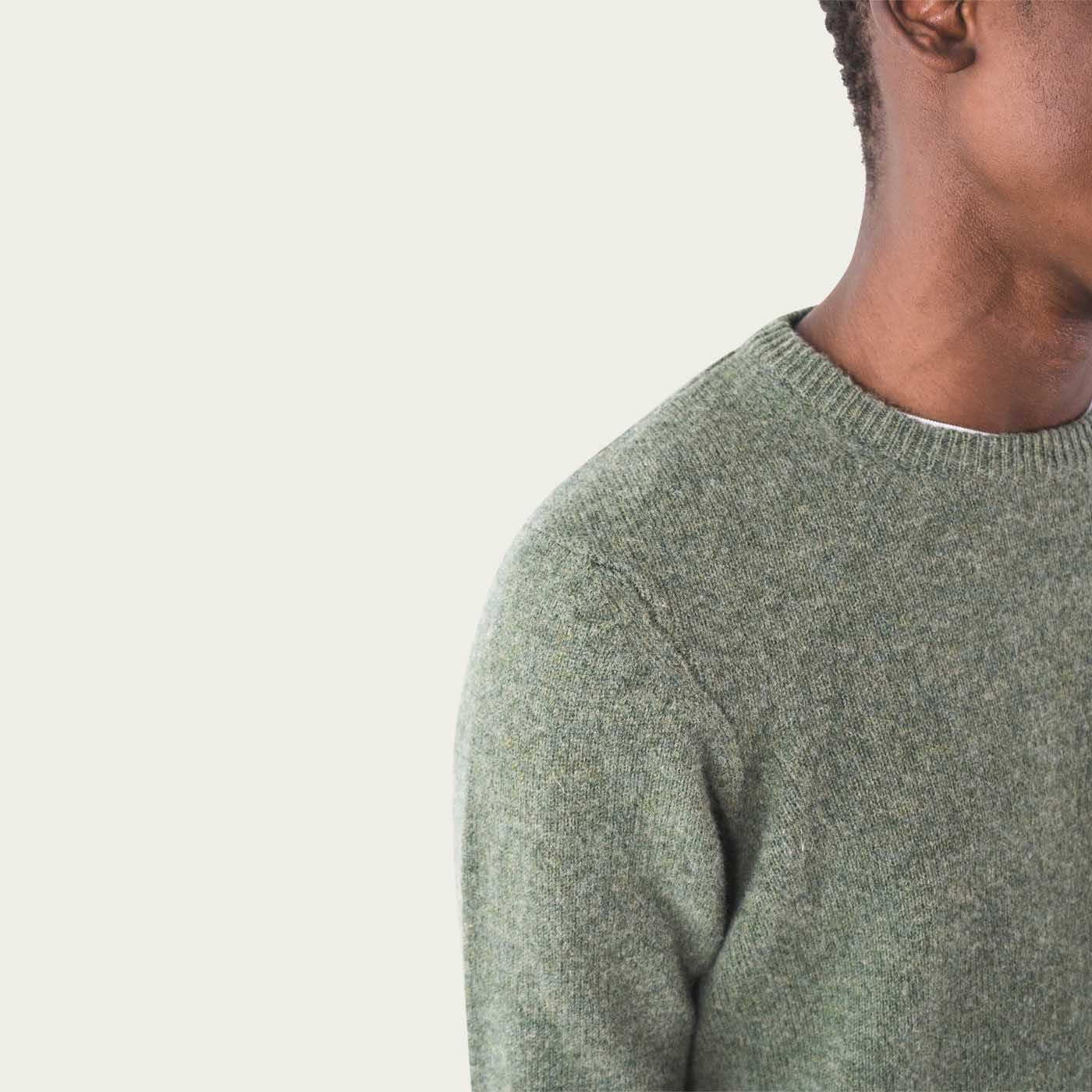Khaki Murillo Knitwear  4
