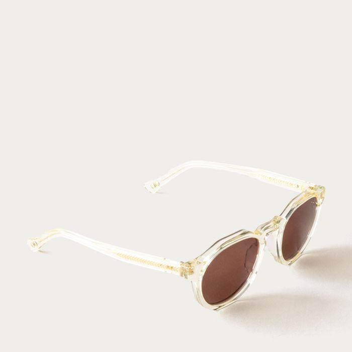 Champagne Pinto Sunglasses | Bombinate