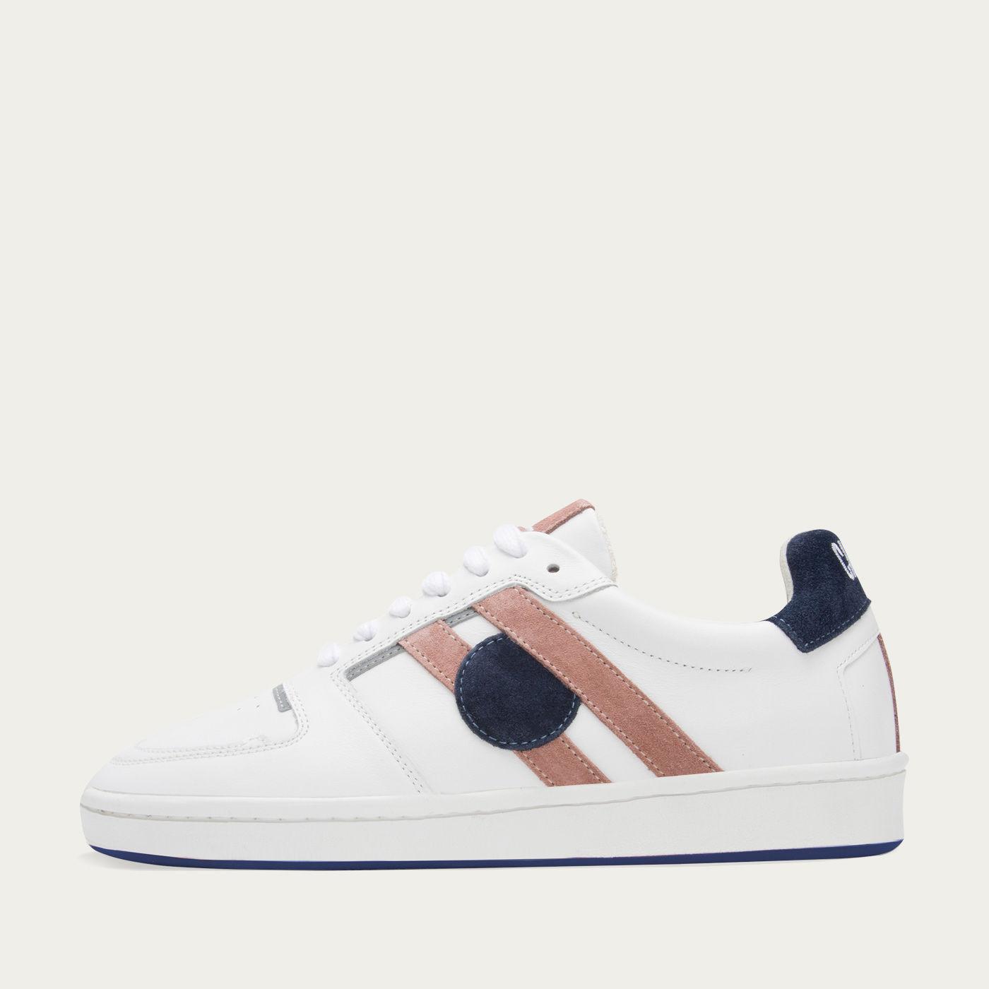 Pink Marine Moon Sneakers | Bombinate