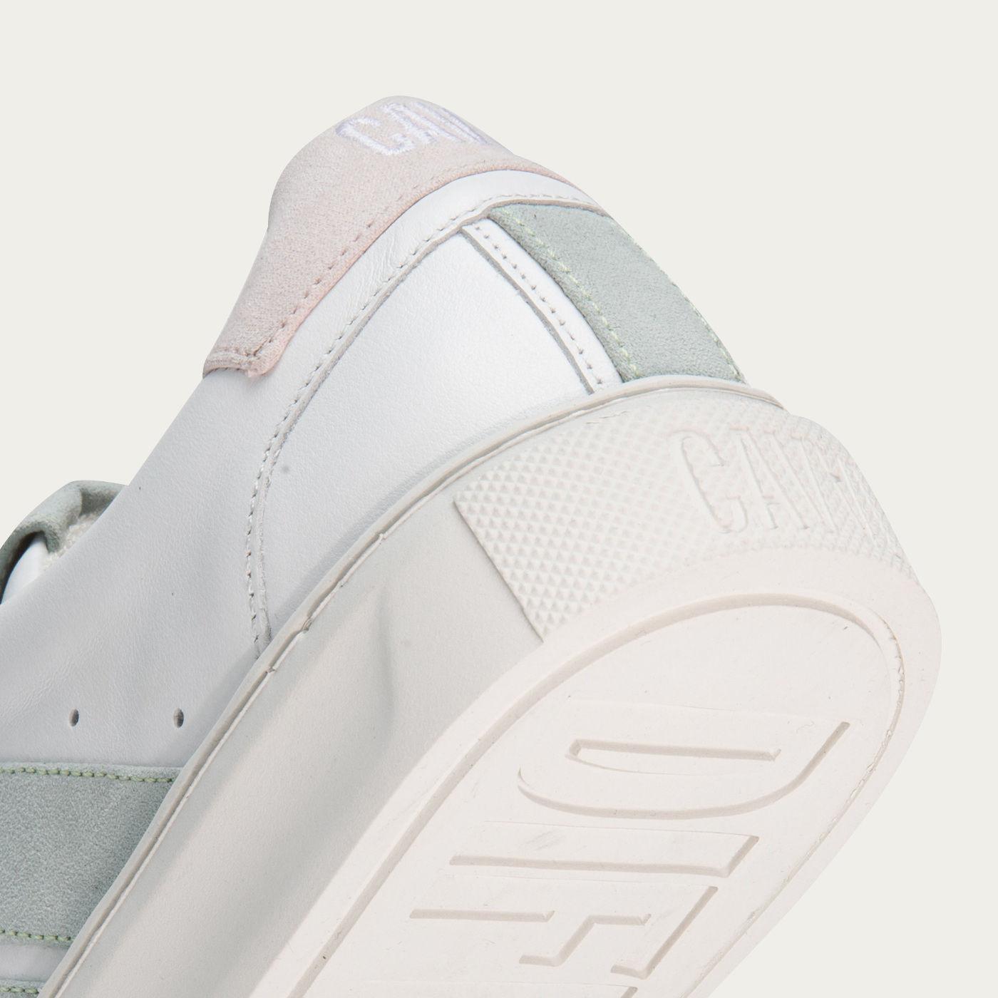 Pastel Flamingo Slash Sneakers   Bombinate