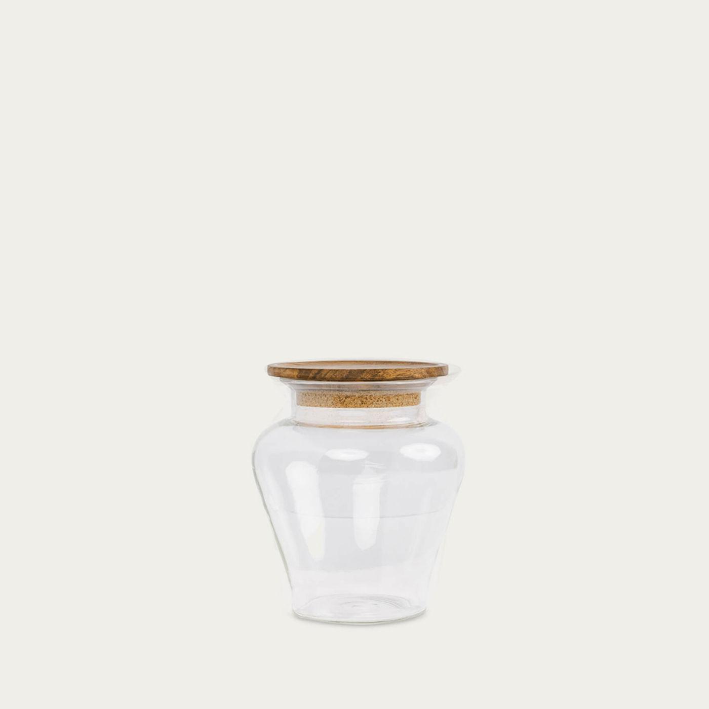 Kosa Glass Jar   Bombinate