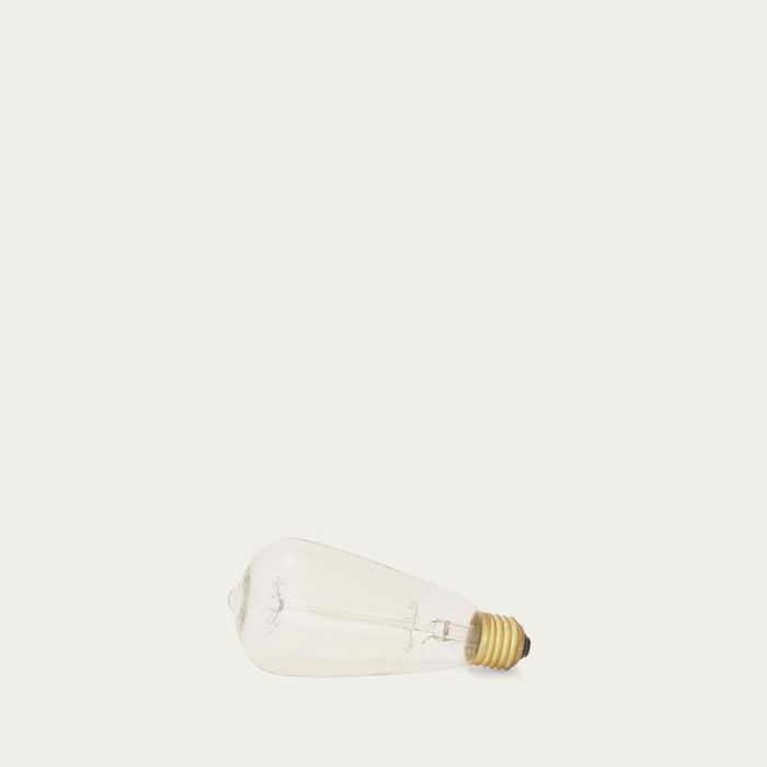 Clear Atelier Drop Bulb | Bombinate
