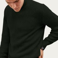 Jungle The High-Neck Sweater | Bombinate