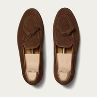 Polo Mölle Suede Loafers with Leather Sole | Bombinate