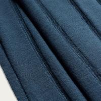 Ensign Blue Brewer Wool Long Sleeve Cardigan   Bombinate