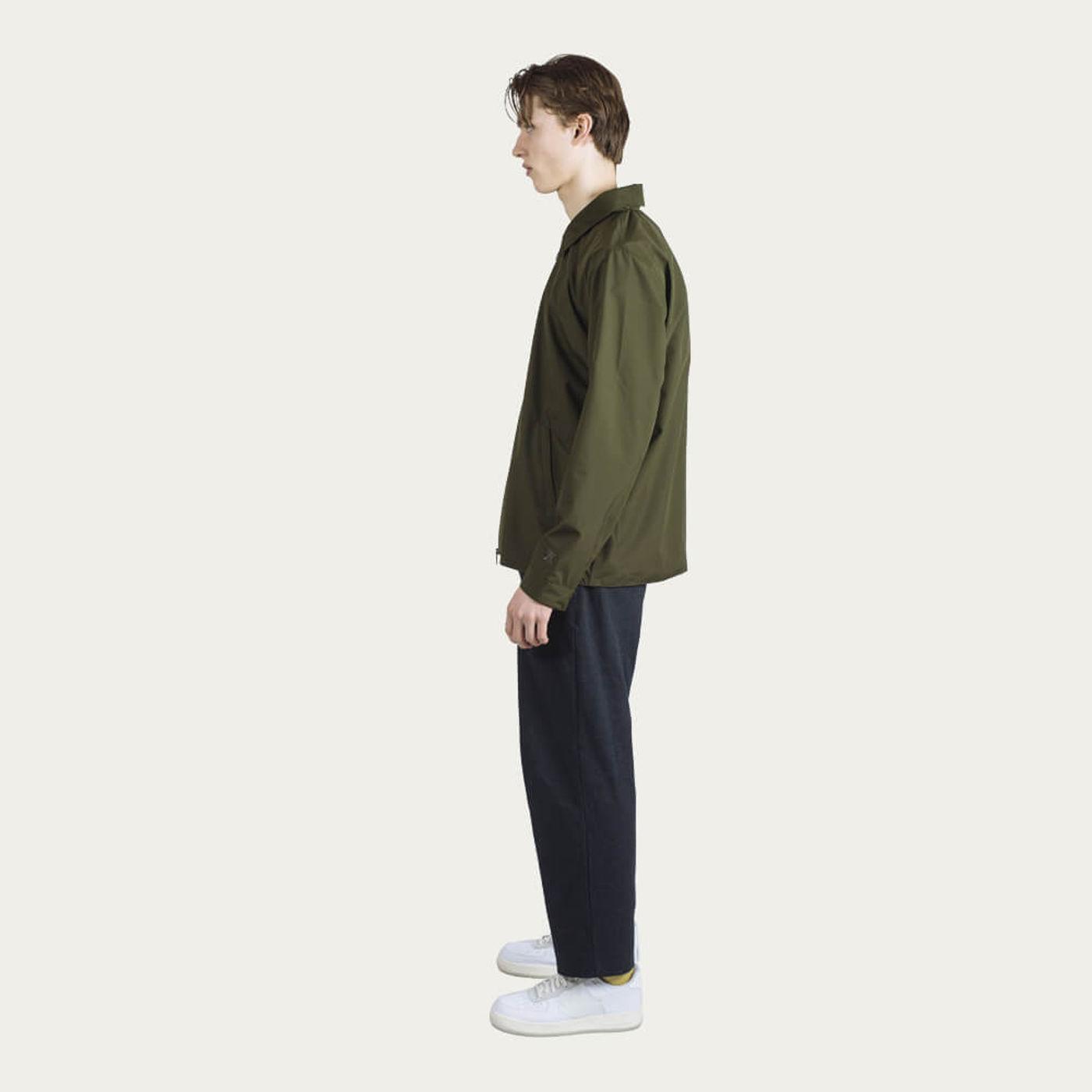 Forest Night Shirt Jacket | Bombinate
