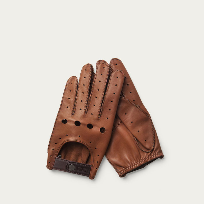 Roasted Triton Driving Gloves  | Bombinate