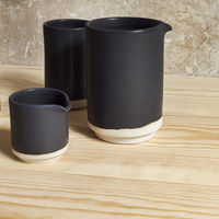 Otto Cup Black - Set of two | Bombinate