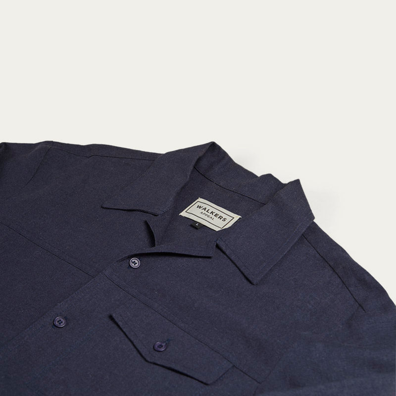 Navy Goodfellas Shirt | Bombinate