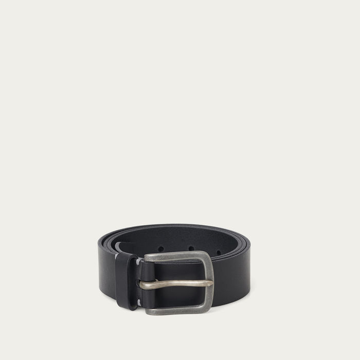 Pitch Black/Pewter Original Belt  | Bombinate