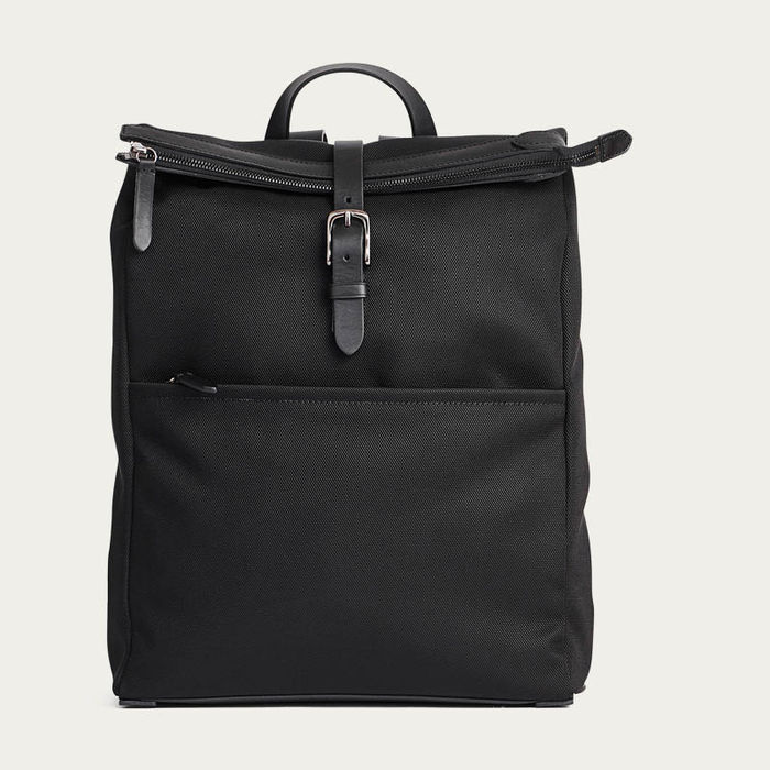 Black/Black M/S Express Backpack | Bombinate