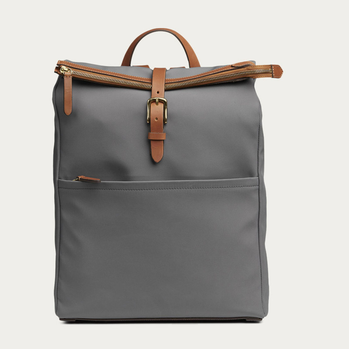 Concrete/Cuoio M/S Express Backpack   Bombinate