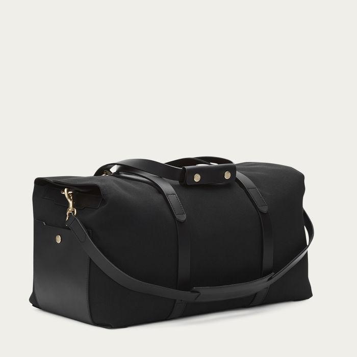 Coal/Black M/S Supply Travel Bag | Bombinate