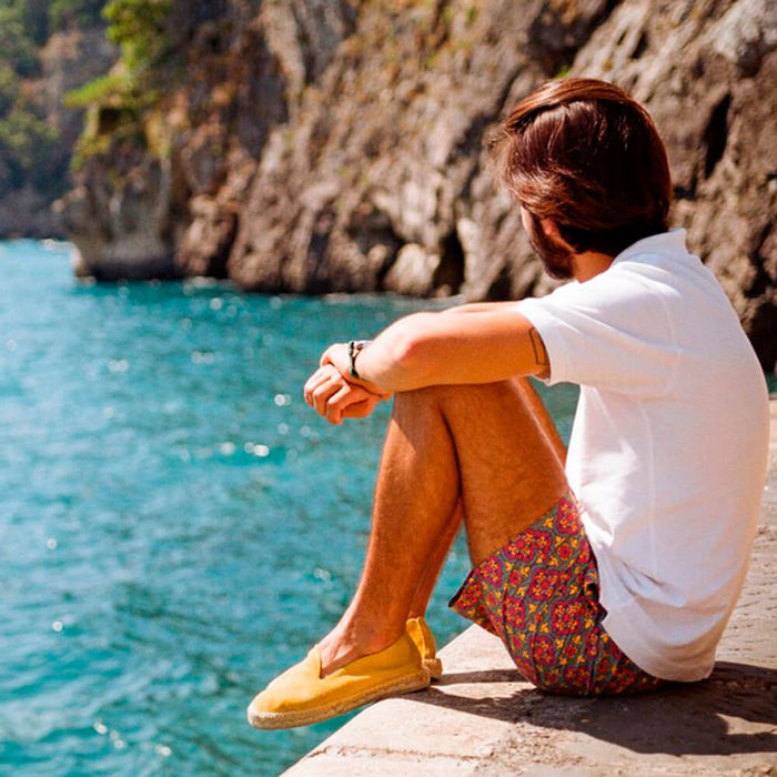 Pantelleria Swim Short | Bombinate