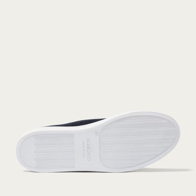 Ugo Abisso Scamosciato Sneakers | Bombinate