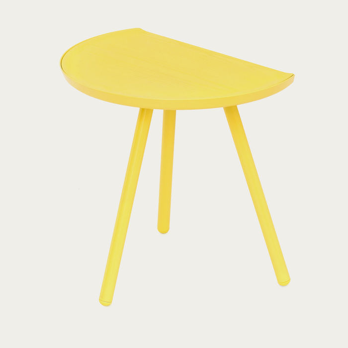 Yellow Eclipse Table | Bombinate