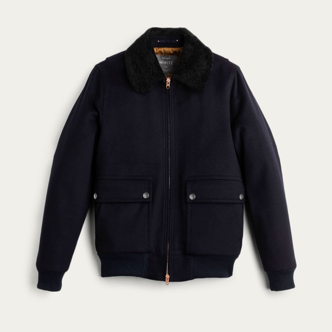 Navy Flight Jacket  0