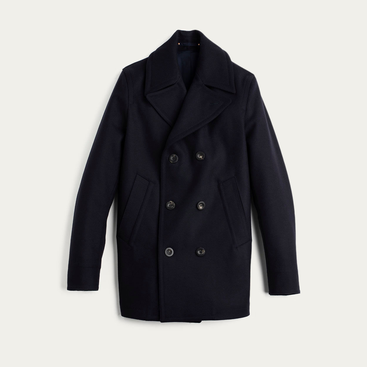 Navy Peacoat  | Bombinate