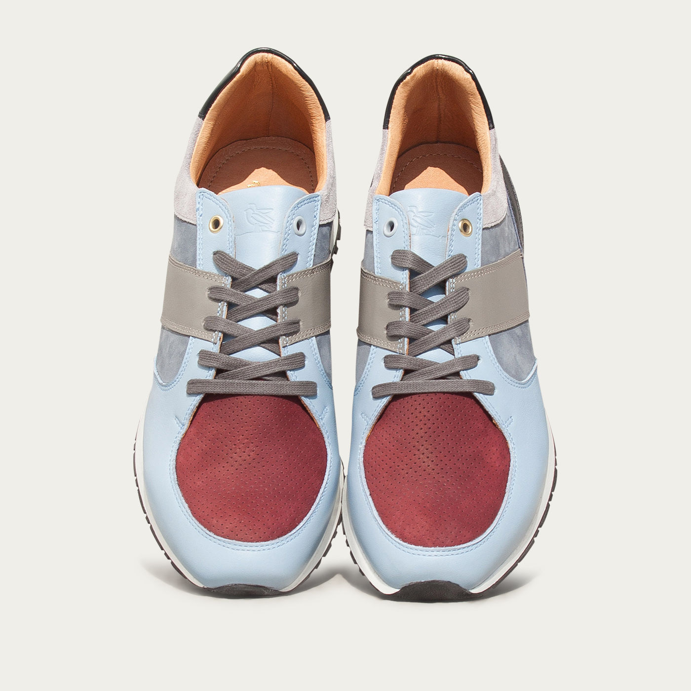 Blue Earth Roseicollis Sneakers | Bombinate