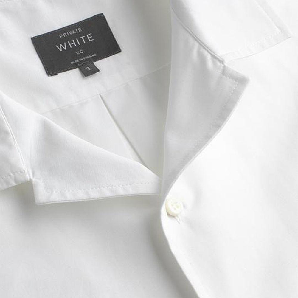 White Linen The Sun Shirt | Bombinate