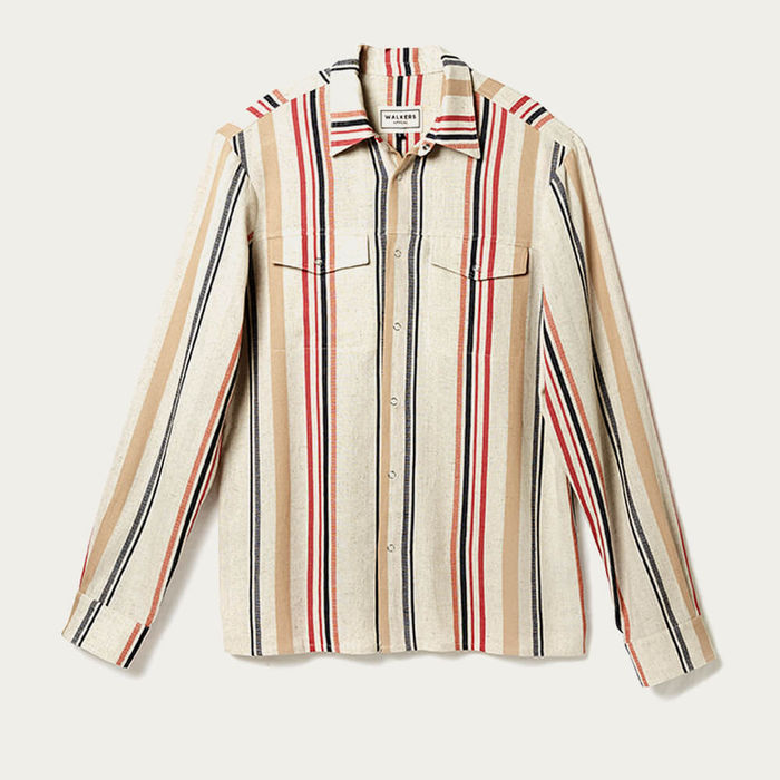 Candy Striped Shirt | Bombinate