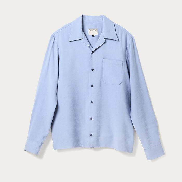 Blue Renzo Pietro Shirt   Bombinate