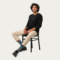 Black Long Sleeve Essential | Bombinate