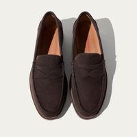Alfio Moro Scamosciato Loafers | Bombinate