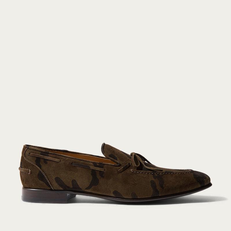 Aurelio Camouflage II Loafers | Bombinate