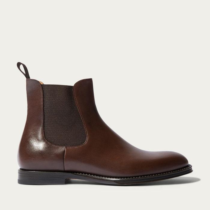 Cooper Brown Chelsea Boots | Bombinate