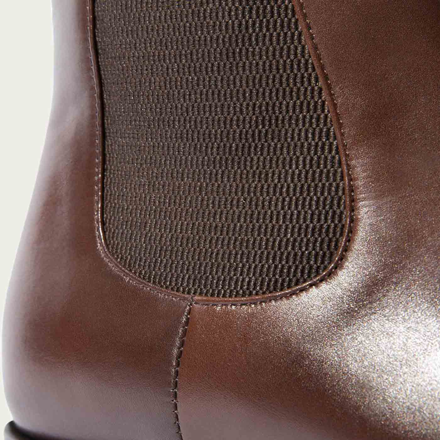 Cooper Brown Chelsea Boots | Bombinate