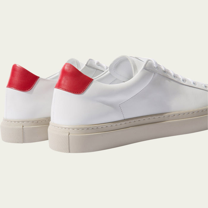 Cosmo Rosso Sneakers | Bombinate