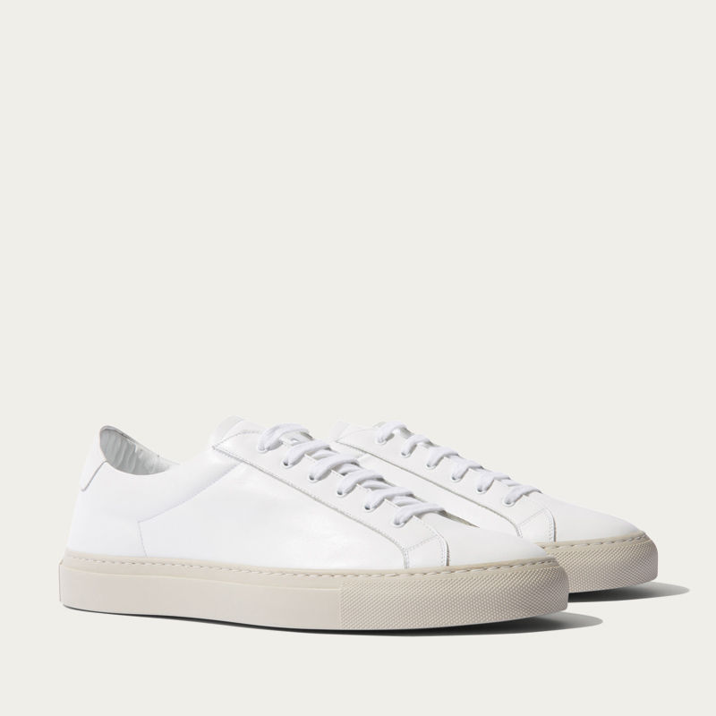 Cosmo Bianco Sneakers | Bombinate