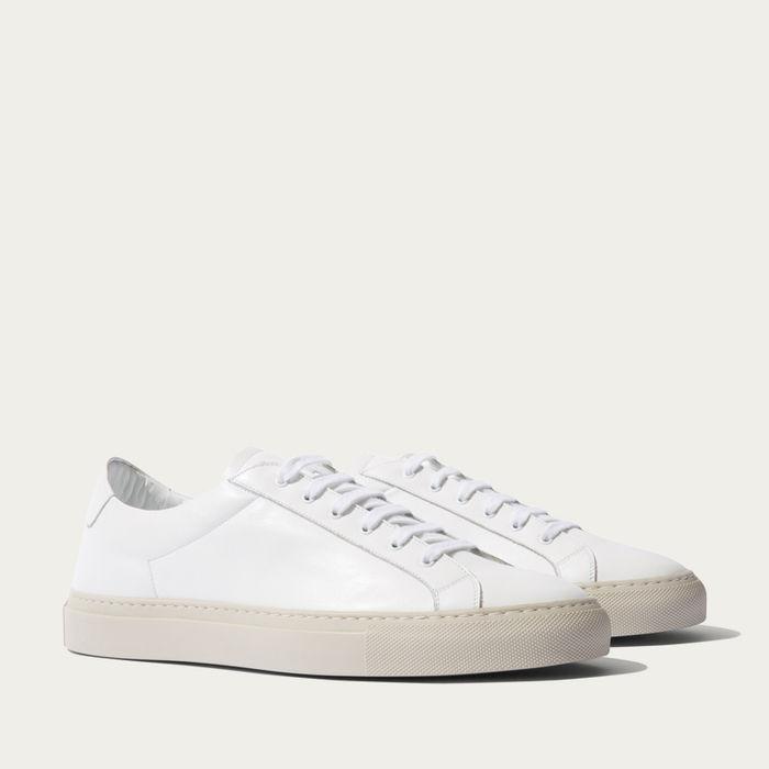 Cosmo Bianco Sneakers | Bombinate