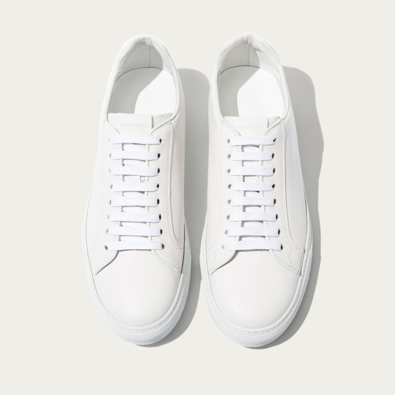 Ugo Bianco Sneakers | Bombinate