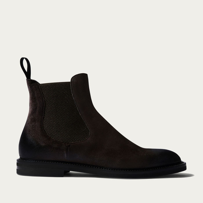 Hunter Cigar Chelsea Boots | Bombinate