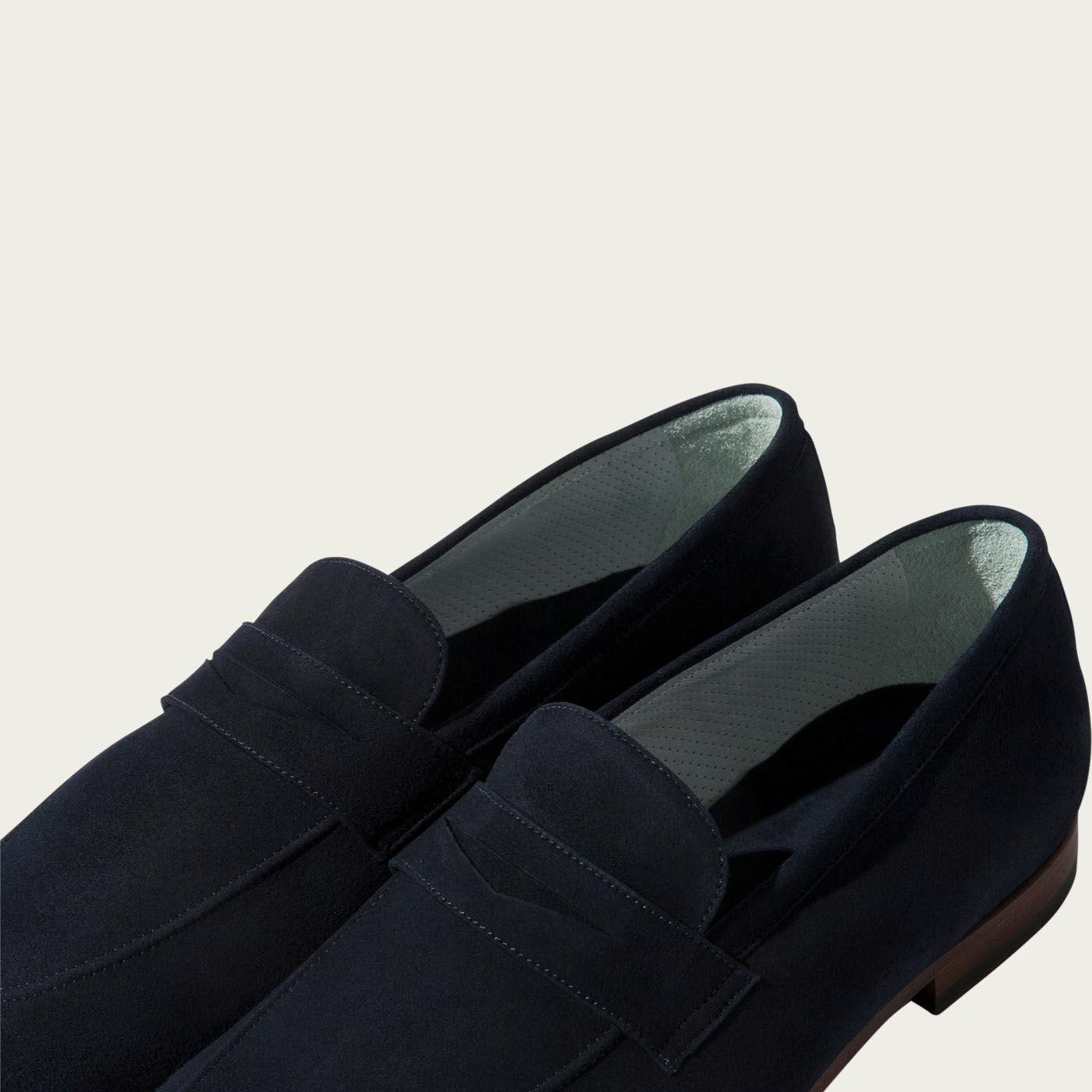 Marzio Abisso Scamosciato Loafers | Bombinate