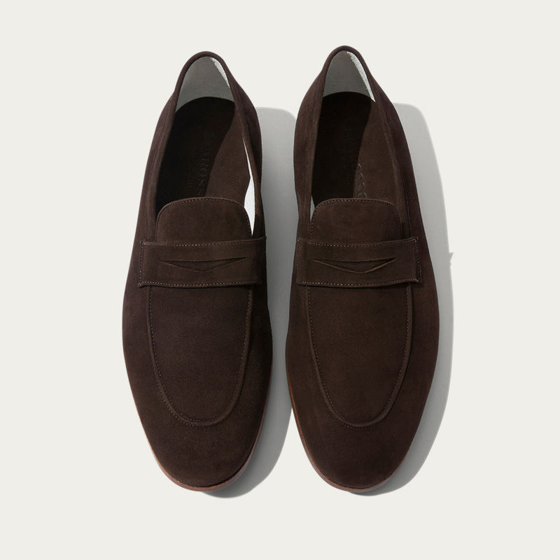 Marzio Moro Scamosciato Loafers | Bombinate