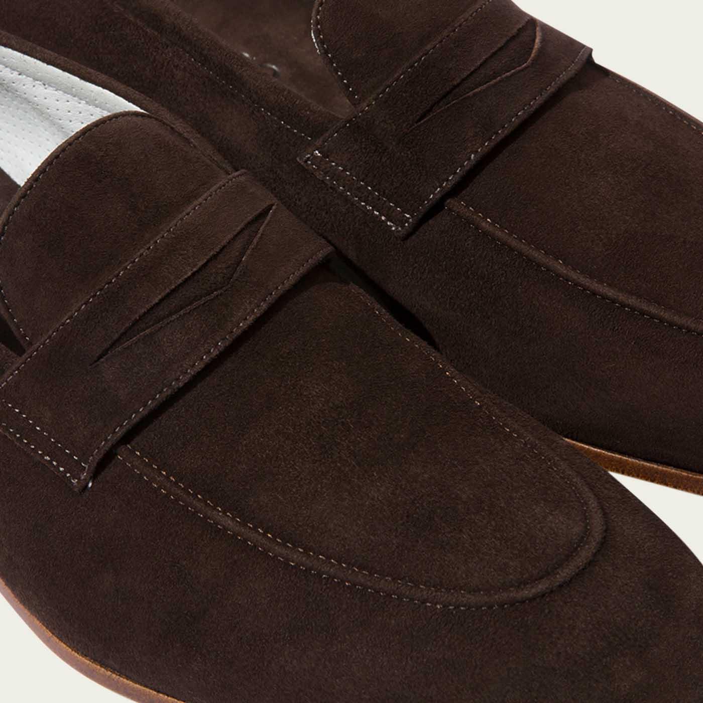 Marzio Moro Scamosciato Loafers   Bombinate