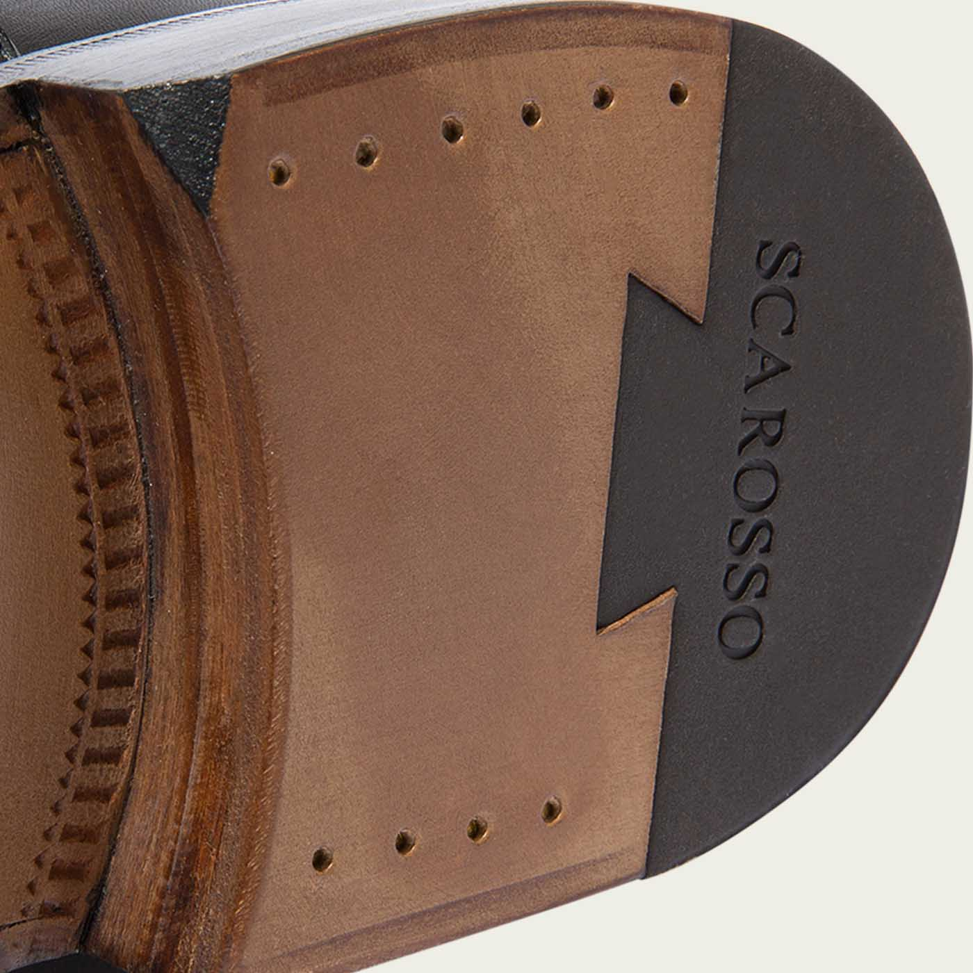 Michelangelo Nero Chelsea Boots | Bombinate