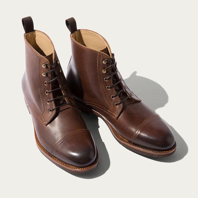 Paolo Caramello Laced Boots | Bombinate
