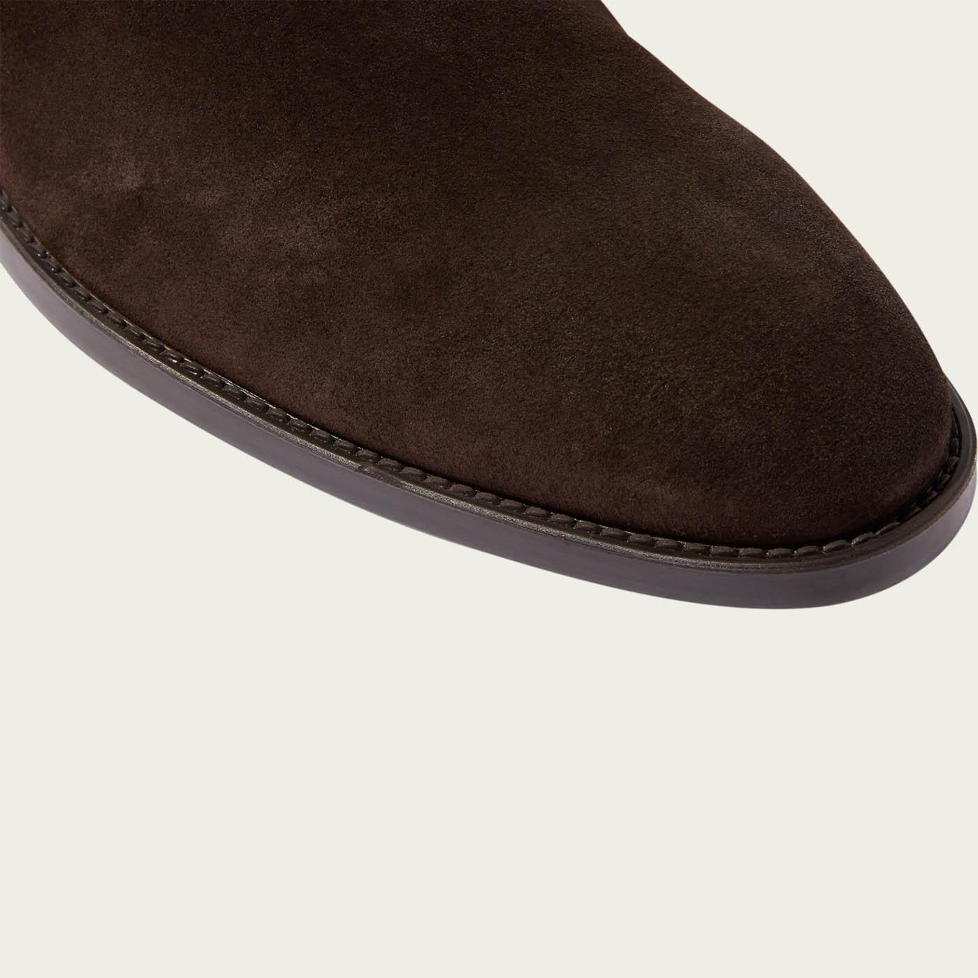 Giacomo Brown Chelsea Boots | Bombinate